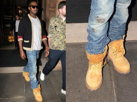 Trends Timberland Boots Funmi Ogunja