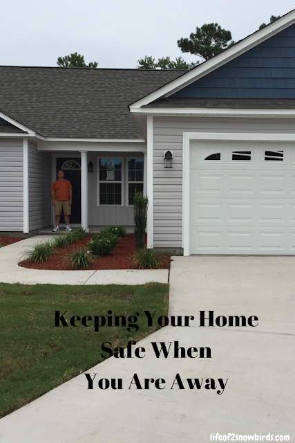 If you're leaving your house for vacation, these tips for Keeping Your Home Safe When You Are Away will help!