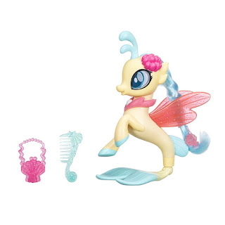 MLP The Movie Fashion Seaponies & Seashell Lagoon Sets Available