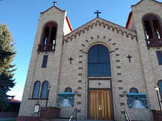 Saint Rose of Lima Catholic Church, Dillon, Montana