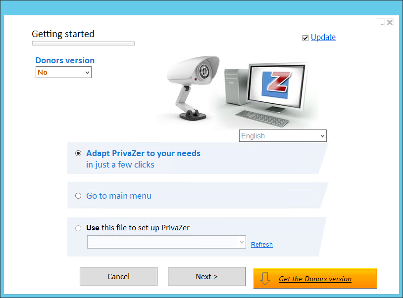PrivaZer PC Cleaner 3.0.83