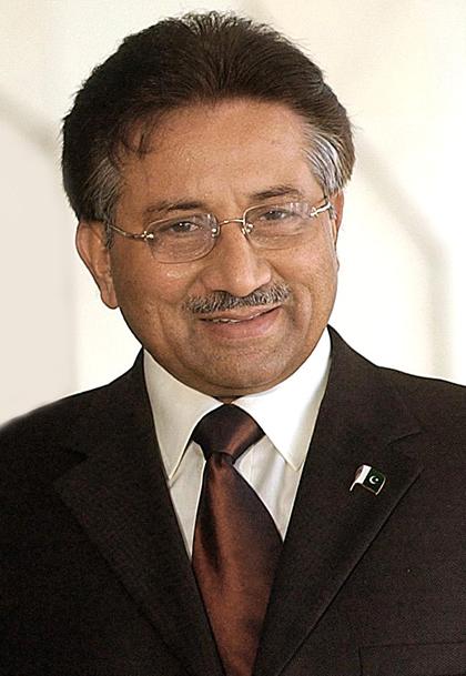 Pervez Musharraf - Pakistani Leader