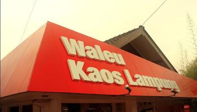 Produk Kaos Lampung