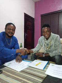 GIST: Person Entertainment flags Label PROHAM, signs Donjay | @donjaymuzik