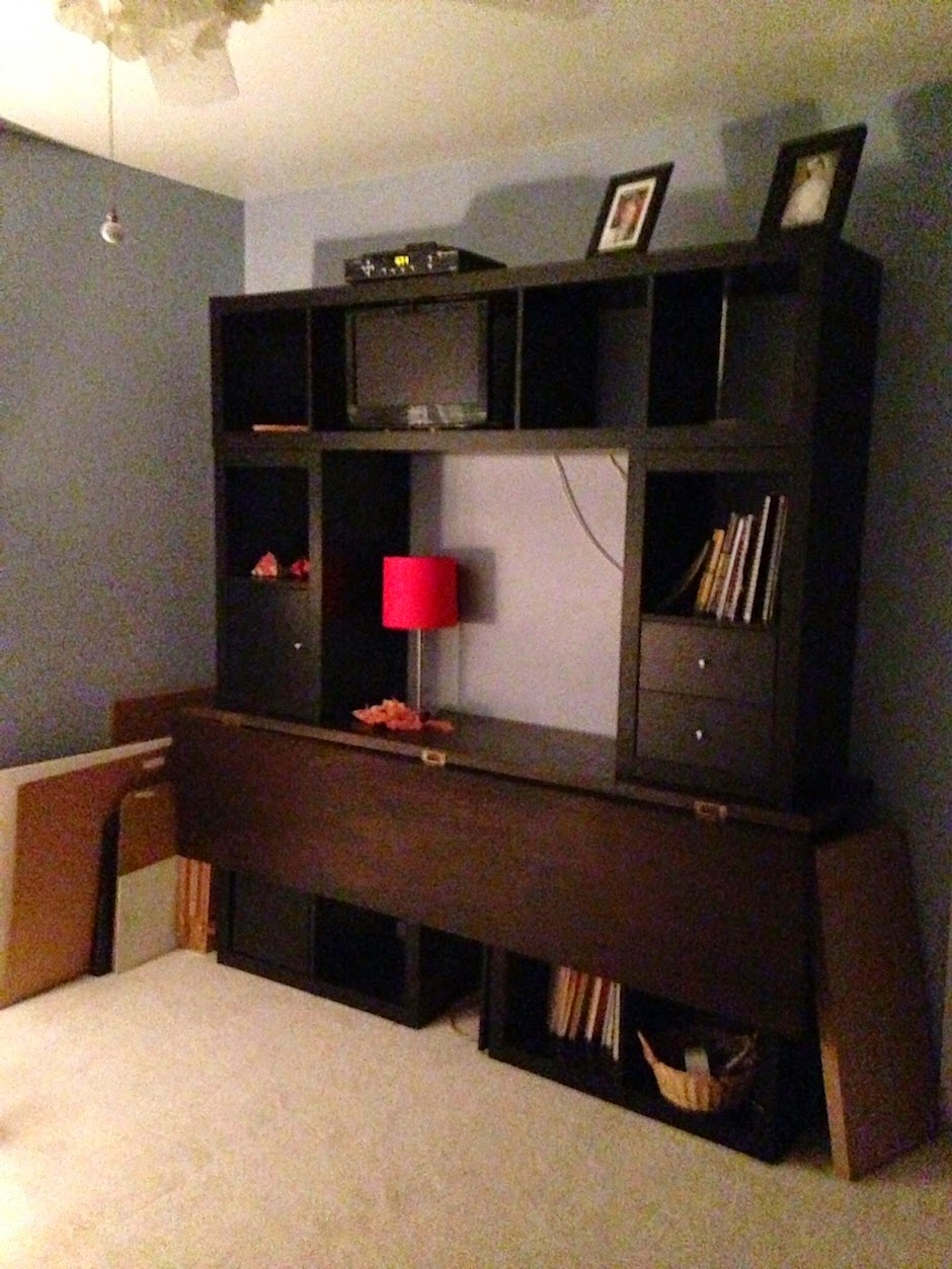Drop Leaf Expedit Ikea Hackers Ikea Hackers