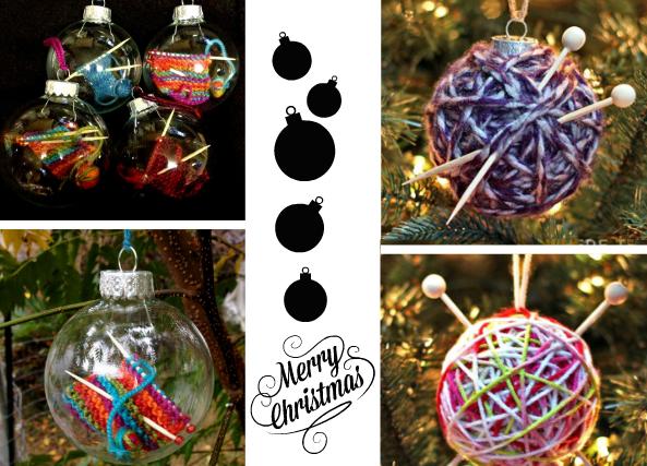 3 Bolas ornamentos de Navidad