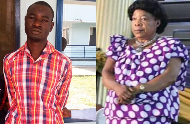 I Killed Madam- Watchman Confesses