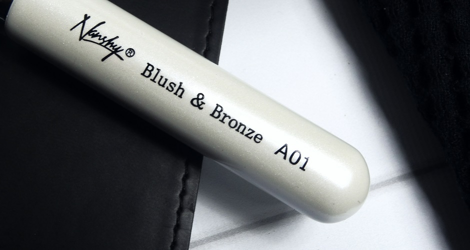 BLUSH&BRONZE A01 - DO KONTUROWANIA nanshy