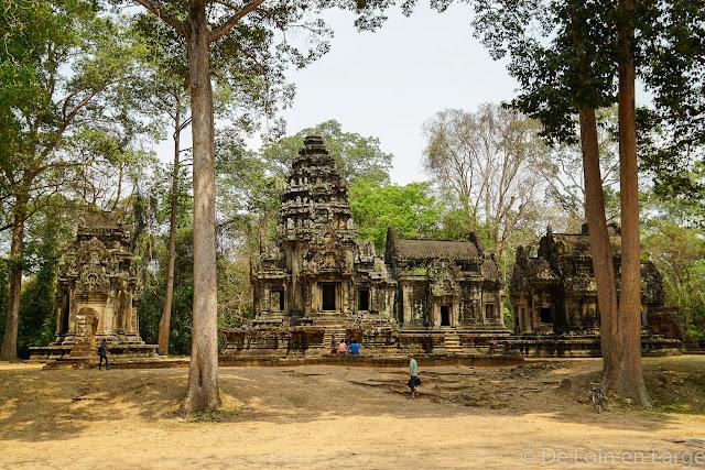 Thommanon - Angkor - Cambodge