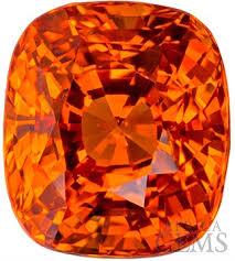 Arti Permata Berwarna Orange Menurut Kepribadian