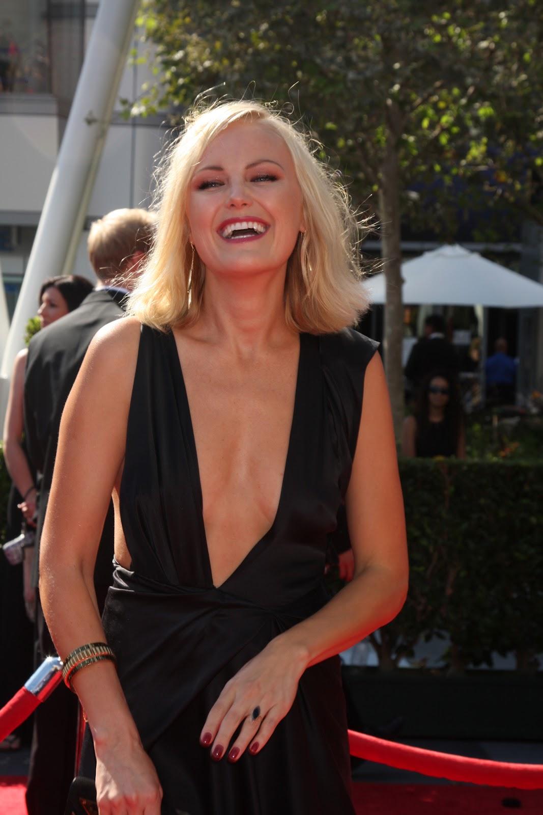 Malin Akerman Hot Images At Creative Arts Emmy Awards -2336