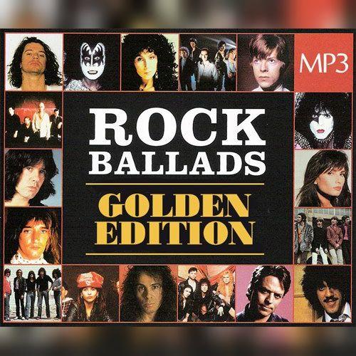 Download Rock Ballads Golden Edition 2016 Rock Ballads Golden Edition CD2 cover