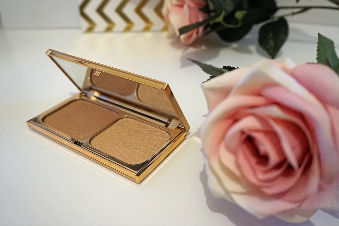 Charlotte Tilbury filmstar bronze and glow bronzer and highlighter