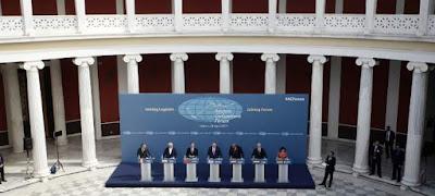 Η Διακήρυξη και οι αποφάσεις μετά την ολοκλήρωση του Φόρουμ Αρχαίων Πολιτισμών της Αθήνας