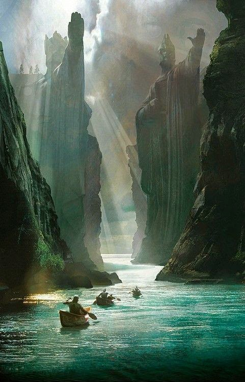 Yangtze River, China. The 4th longest river in the world.