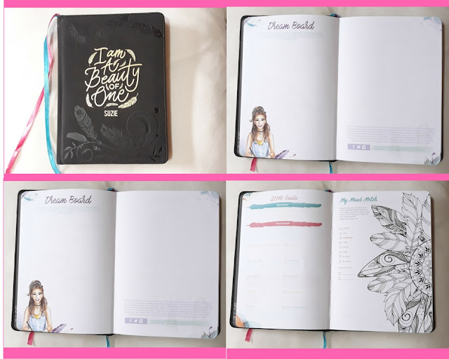 Musings of a Suzie - BDJ Planner 2018 Part 1
