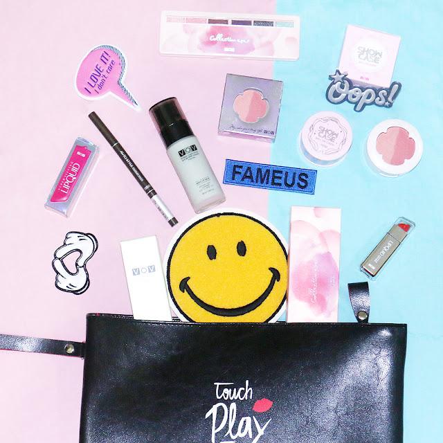 VOV cosmetics Korea Selatan