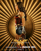 Wonder Woman (2017) Poster Gal Gadot