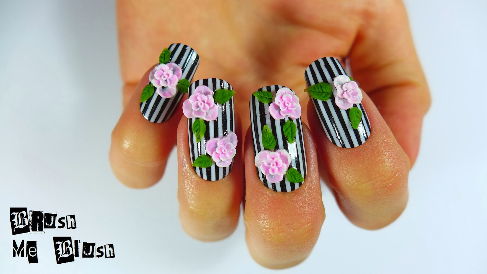Born Pretty Store Blog: October Nail Art Designs Show