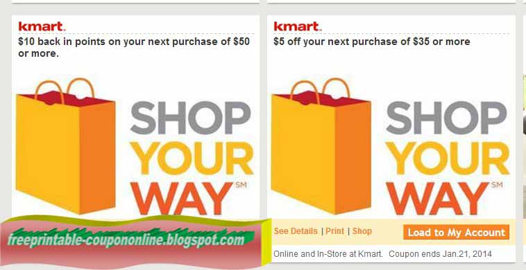 Kmart coupons august 2018