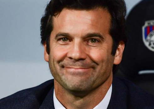 ريال مدريد توظف سولاري خلفاً لزيدان.