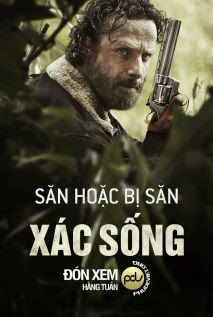 Xác Sống 5 - The Walking Dead Season 5
