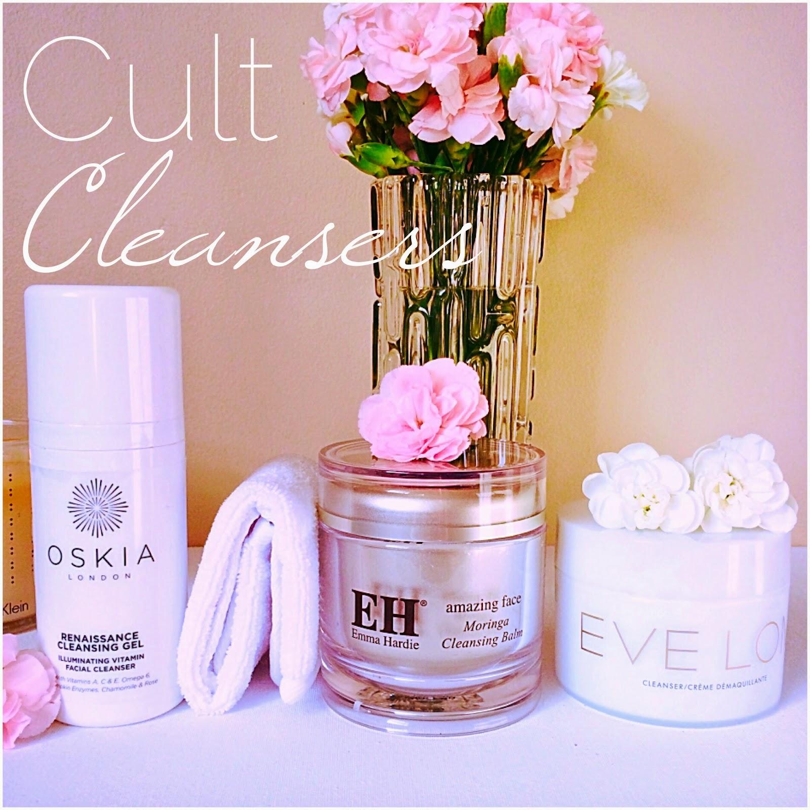 Cult Cleansers - livingandbeauty.com