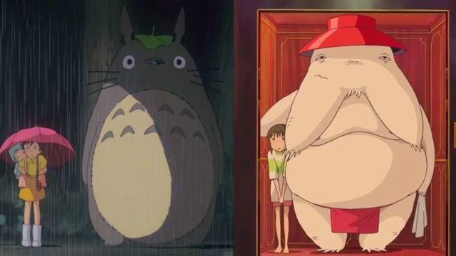 Easter egg w filmach Studia Ghibli