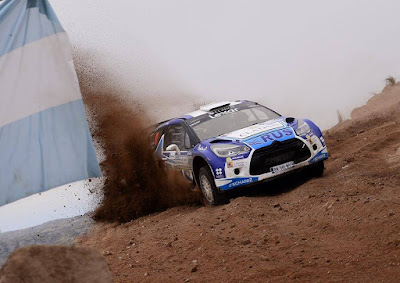 WRC YPF Rally Argentina