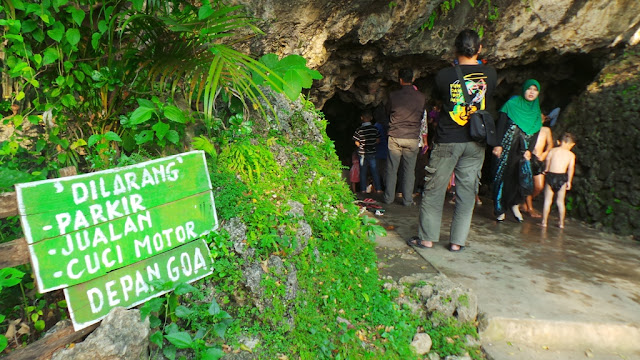 Wisata Gua Pancur Desa Jimbaran Kecamatan Kayen Kabupaten Pati Jawa Tengah