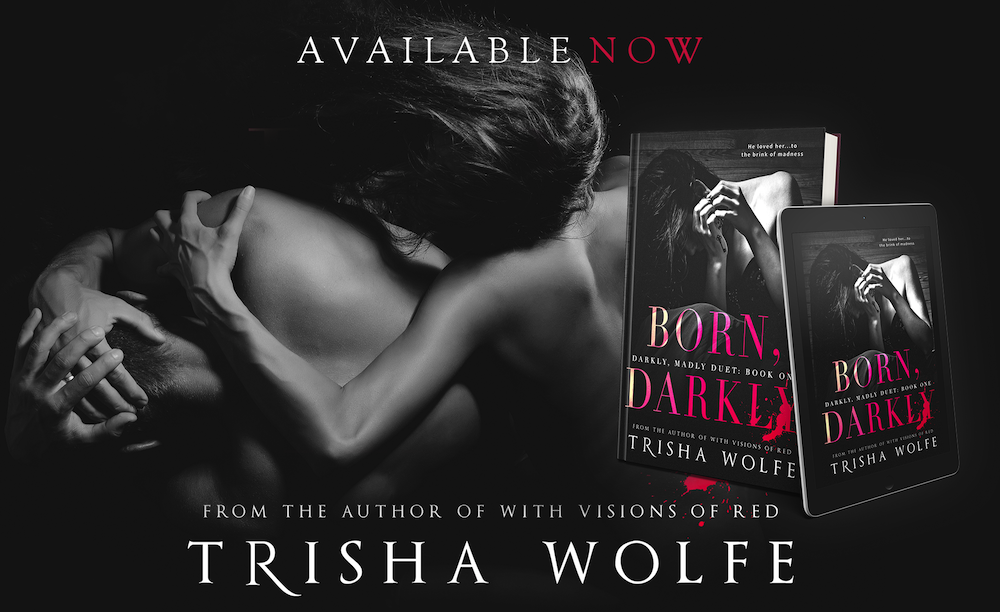Born Darkly Book Blitz #Giveaway