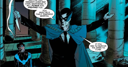 Nightwing #20 Preview