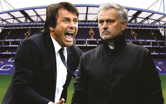 Jose Mourinho faces his former employers when his Man United side travel to Chelsea this weekend.
