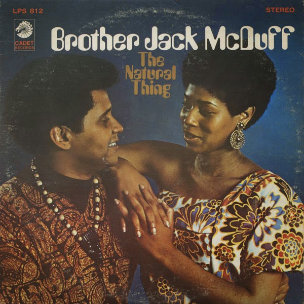 The Brother Jack McDuff Quartet With The Big Band Of Benny Golson The Dynamic Jack Mc Duff