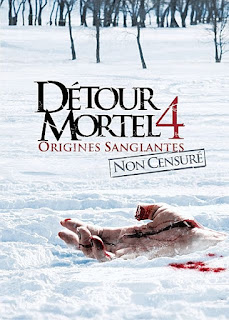 Détour mortel 4 (Wrog turn 4), affiche, poster, Declan O'Brien, main coupée