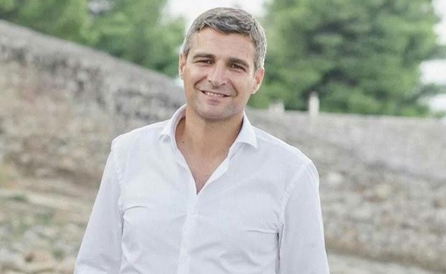 Γιώργος Καχριμάνης: Ορισμένοι προσπαθούν με το ζόρι να μας πείσουν οτι έχουν την στήριξη του κόμματος