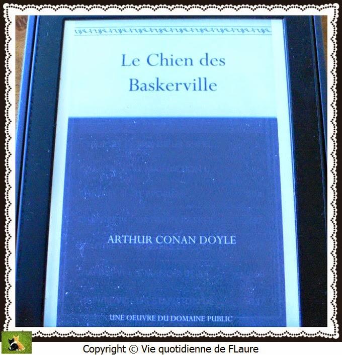 Vie quotidienne de FLaure: Le chien des Baskerville - Doyle Conan Arthur