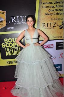 Actress Tamanna Stills at South Scope Lifestyle Awards 2016 Red Carpet  0085.JPG