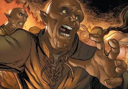 The Skrulls Prime adalah