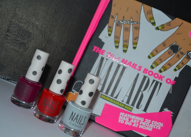 Beauty Review: TOPSHOP Nails & Lipstick