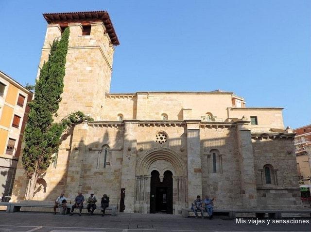 Iglesia de Santiago del Burgo, Zamora, Castilla y León