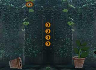 Juegos de escape - Indoor Garden Escape