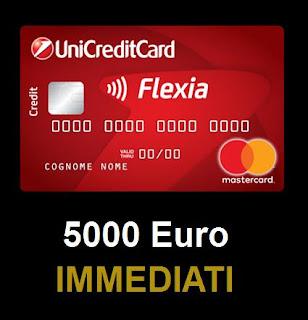 carta di credito ratealeo a saldo