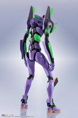Robot Spirits Evangelion First Unit - New Movie Version