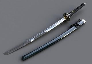 Harga Samurai Jepang Asli