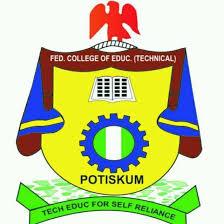 FCET Potiskum Diploma & Certificate Admission Form 2019/2020 [1st Batch]