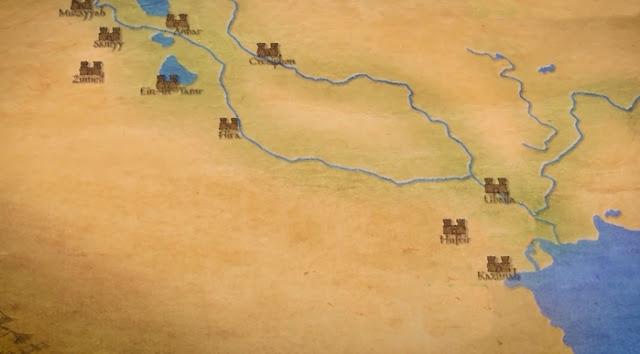 Invasi Khalid bin Walid ke Irak dan Kuwait pada 633 Masehi