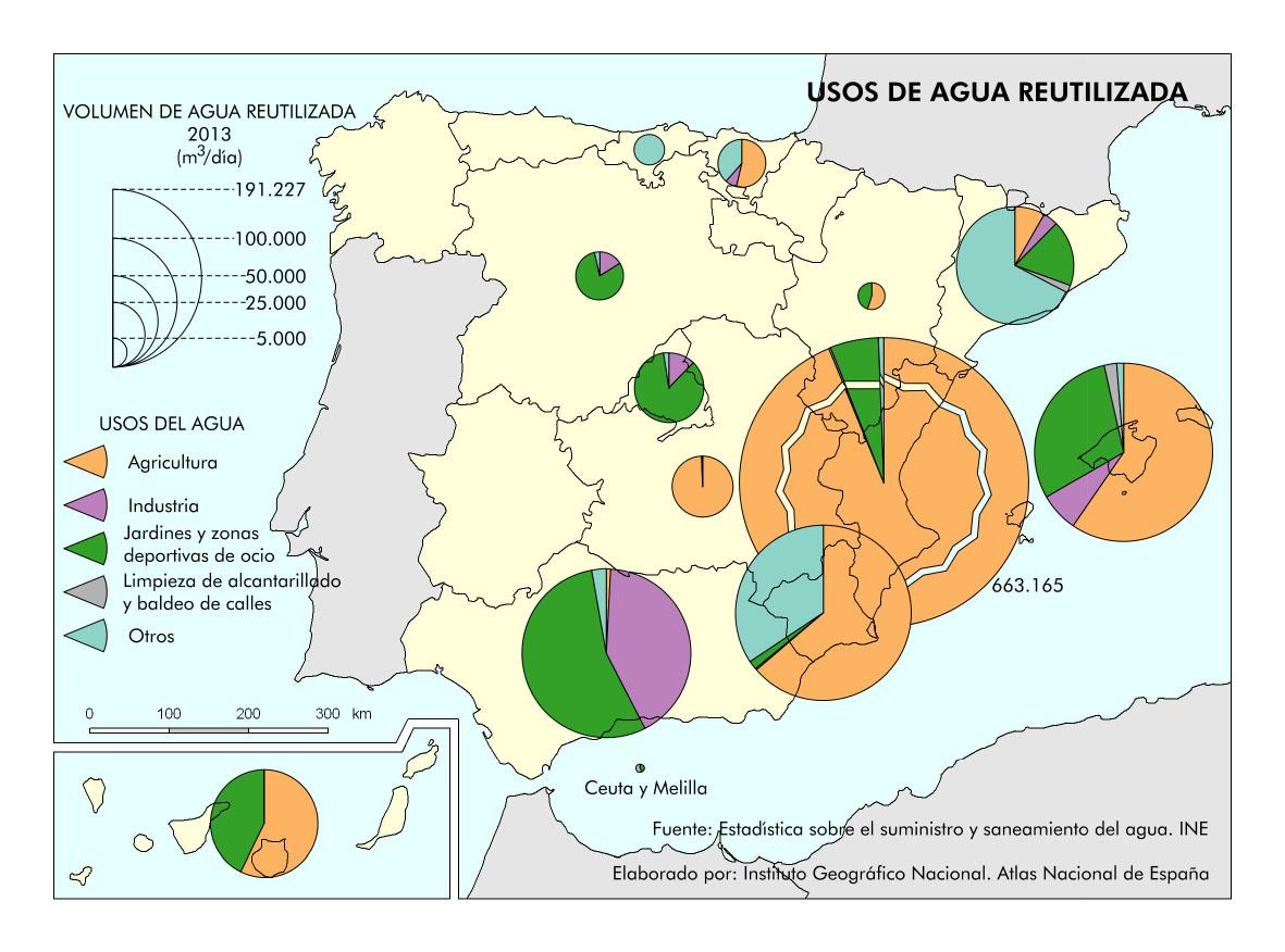 Mapa Tematico De Espana.Blog Idee Los Primeros Mapas Tematicos Del Ane Ya Estan En El Centro De Descargas
