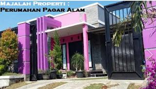 Perumahan Murah di Kota Pagar Alam, Rumah Murah Subsidi