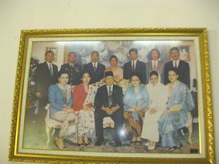 foto keluarga presiden suharto